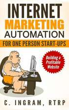 Internet Marketing Automation for One Person Start-Ups