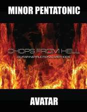Minor Pentatonic Avatar