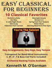 Easy Classical for Beginners