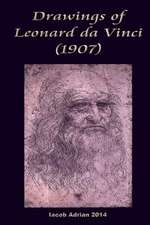 Drawings of Leonard Da Vinci (1907)