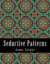 Seductive Patterns Adult Coloring Book