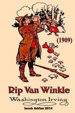Rip Van Winkle Washington Irving (1909)