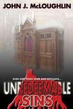 Unredeemable Sins