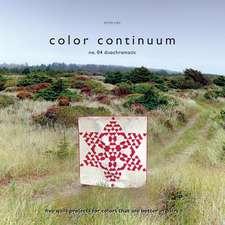 Color Continuum - Duochromatic