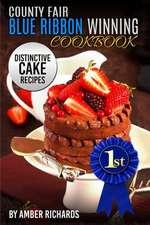 County Fair Blue Ribbon Winning Cookbook