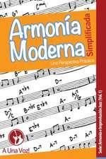 Armonia Moderna Simplificada