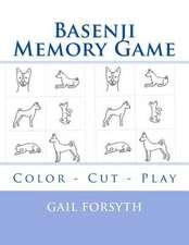 Basenji Memory Game