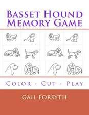 Basset Hound Memory Game