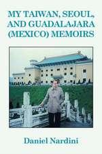 My Taiwan, Seoul, and Guadalajara (Mexico) Memoirs:  Worship in the Mind