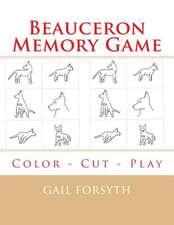 Beauceron Memory Game