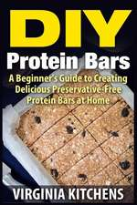 DIY Protein Bars