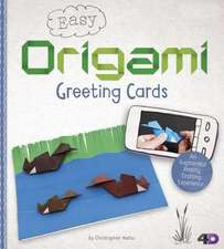Easy Origami Greeting Cards