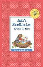 Jade's Reading Log:  My First 200 Books (Gatst)