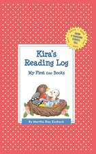 Kira's Reading Log:  My First 200 Books (Gatst)