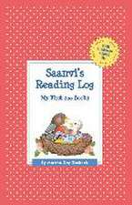 Saanvi's Reading Log:  My First 200 Books (Gatst)