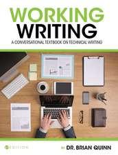 Working Writing