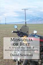 Mongolia or Bust