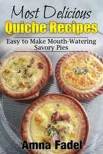 Most Delicious Quiche Recipes