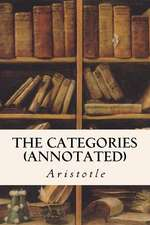 The Categories (Annotated)