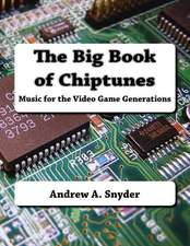 The Big Book of Chiptunes