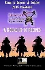 Kings & Queens of Cuisine Cookbook 2015