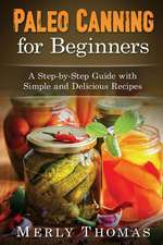 Paleo Canning for Beginners