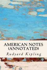 American Notes (Annotated)
