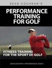 Performance Training for Golf