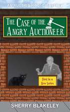 The Case of the Angry Auctioneer:  Don't Look Back, Lined Journal, 6 X 9, 200 Pages