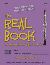 The Real Book for Beginning Elementary Band Students (Oboe)