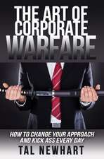 The Art of Corporate Warfare