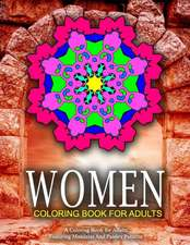 Women Coloring Books for Adults, Volume 4