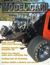 Model Car Builder No. 22:  Tips, Tricks, How-Tos, and Feature Cars!