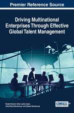 Driving Multinational Enterprises Through Effective Global Talent Management