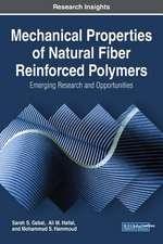 Mechanical Properties of Natural Fiber Reinforced Polymers