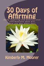 30 Days of Affirming