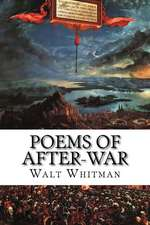 Poems of After-War