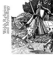 Welsh Religion and Mythology:  Stay Organized