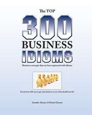 The Top 300 Business Idioms