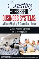 Creating Successful Business Systems