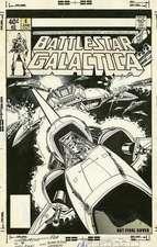 Walter Simonson Battlestar Galactica Art Edition