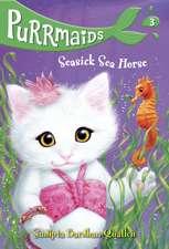 Purrmaids #3: Seasick Sea Horse