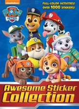 Paw Patrol Awesome Sticker Collection (Paw Patrol)