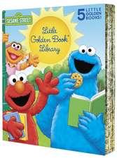 Sesame Street Little Golden Book Library