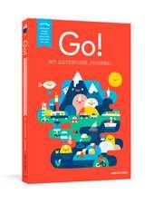 Go! (Red): My Adventure Journal