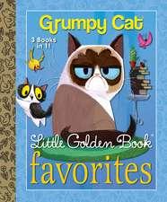 Grumpy Cat Little Golden Book Favorites