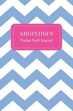 Angelina's Pocket Posh Journal, Chevron