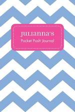 Julianna's Pocket Posh Journal, Chevron