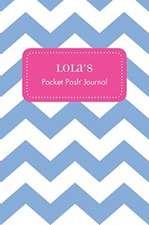 Lola's Pocket Posh Journal, Chevron