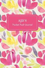 Aja's Pocket Posh Journal, Tulip